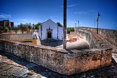 Castro Marim - Portugal (mgarciac1965) Tags: castromarim portugal algarbe luz color castillo iglesia nikond5200 piedras texturas cielo azul blue sky
