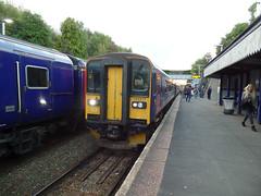153377 & 150233 Liskeard (Marky7890) Tags: gwr 153377 class153 supersprinter dmu 2e88 liskeard railway cornwall train