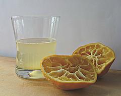 Half (sallyNZ) Tags: scavenger8 half lemon drink citrus