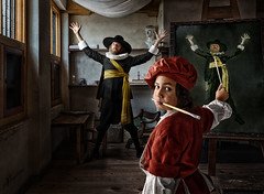 Young Rembrandt (PortSite) Tags: portsite gerard krol adrian workshop compositie sommeling