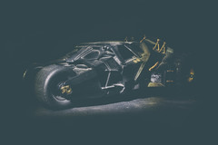 Batmobile (nigdawphotography) Tags: batmobile batman film gotham brucewayne