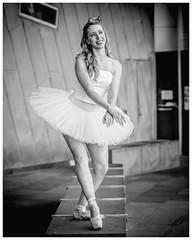 Nina-20161-21bw (keithob1 Over 1 Million views - Thank you) Tags: dance ballet tutu