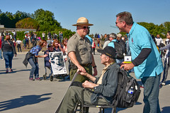 Dawes, Dean 20 Gold (indyhonorflight) Tags: able 20 ihf indyhonorflight angela napili dawes dean gold floyd hugus public private1 21 stock public2021 washington mall