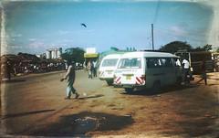 Matatu 2 (Casey Hugelfink) Tags: mombasa kenya likoni matatu transport publictransport vintage road car bus taxi