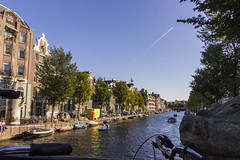 Amsterdam Canals (nicinico) Tags: amsterdm canals canon canond600 canon600d camera canal water boats boat varen holiday colours kleur kleuren gracht grachten grachtenpand grachtenpanden adam netherlands nederland nederlandvandaag amsterdam bestoftheday picoftheday pictureoftheday
