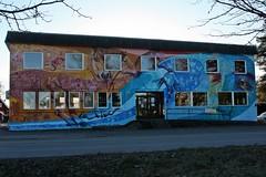 Huset / The House, Kløfta (Inger Bjørndal Foss) Tags: huset kløfta joelbergner