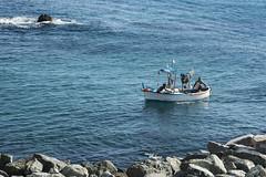 Un pomeriggio a Boccadasse (Renato Pizzutti) Tags: genova boccadasse pescatori barca mare nikond750 renatopizzutti