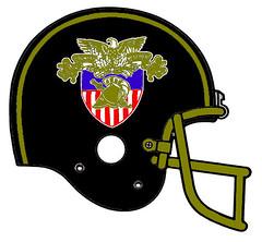 U.S. Military Academy Cadets (Flagman00) Tags: football helmet redesign fantasy arizona cardinals alternate