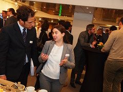 20-10-16 Cross Chamber Young Professionals Networking Night IV - PA200076
