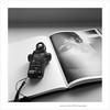 Peter Lindberg's book and my Sekonic lightmeter (jasoncremephotography) Tags: sekonic rolleiflex rolleinar 28f blackandwhite planar zeiss monochrome book lightmeter ilford hp5 selfdevelopment hc110