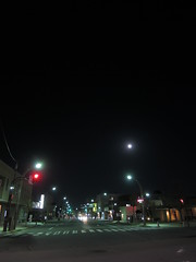 Where is Supermoon? (fukapon) Tags: tweet sky moon 弘前 hirosaki 青森 aomori canon powershots110 supermoon