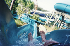 Wet'n'Wild theme park, Gold Coast (omnia2070) Tags: australia queensland gold coast wetnwild theme park water slide waterslide splash flume fun ride chute