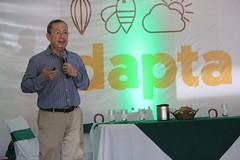 Sr. Amado Ordnez de Centro Humboldt organizacin socia del proyecto (Proyecto Adapta) Tags: cambio climatico cacao miel nicaragua proyecto adapta adaptacin resiliencia agricultura apicultura medioambiente sostenibilidad