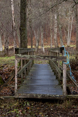 Closed (Yvonne L Sweden) Tags: bridge sweden roadtrip november bro färna ferna