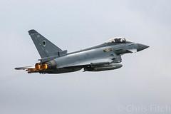 """Climbing Away"" (cjf3) Tags: fastjet raf royalairforce topgun afterburners fighter typhoon qra lincs"