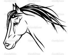 DHK0311 VINIL HOGAR CABALLO (Galeria Zullian & Trompiz) Tags: arabian horse mustang head stallion wild emblem black equestrian elegance farm freedom isolated nature outline purebred racehorse rebellion speed sport symbol vector west wildlife clipart clip art white contour shape mane beautiful drawing monochrome abstract animal design domestic exhibition graphic icon illustration sketch strength free realistic running