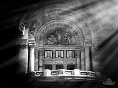 PALACIO DE BELLAS ARTES (Gabriel Contreras Tzintzun) Tags: bellas artes historia construccion arquitectura turismo resplandor