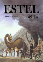 Sociedad_Tolkien_Espanola_Revista_Estel_45_portada (Sociedad Tolkien Espaola (STE)) Tags: ste estel revista tolkien esdla lotr