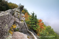 The Blowing Rock North Carolina (Carol VanDyke) Tags: blowingrock legendary geological cliff autumn fall stone north carolina