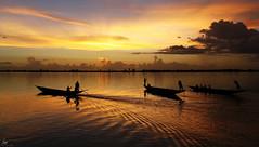 Niger... (Iurgi.) Tags: mali africa niger atardecer sunset viaje travel river rio