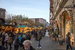 The Moustache, Frankfurt, Germany (globetrekimages) Tags: frankfurt germany german deutschland xmas christmas market city streetscene streetphotography moustache