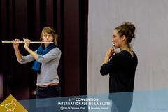 Atelier improvisation avec Ludivine Issambourg