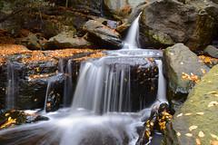 Waterfall (av8s) Tags: waterfall creek nature photography nikon d7100 sigma 18250mm pennsylvania pa landscape