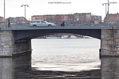 0379_Central Stockholm (roxykritz) Tags: winter stockholm water explore central buildings church belltower bridge
