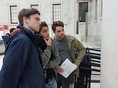 Selfie Londen Howest (18) (toerismeenrecreatiehowest) Tags: generatie20152016 howest toerismeenrecreatiemanagement studenten famtrip londen