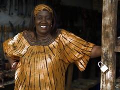 Namibia - Woman (sharko333) Tags: travel voyage reise africa afrika afrique namibia okahandja people portrait woman olympus em1