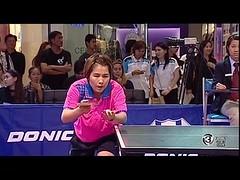 เทเบิลเทนนิส รอบชิงหญิง [ Full ] 21 ธันวาคม 2559 set all thailand grand final 2016 - YouTube