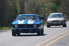 Chevy Camaro SS (slash521) Tags: blue classic gm camaro chevy americaniron supersport kitsapcounty poulsbowa nikond40 chevycamaross