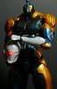 Cyborg Ninja LED Custom (Jova Cheung) Tags: toys actionfigure led grayfox metalgearsolid customfigure cyborgninja playartskai