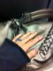 Day 184/365.v3 (Perfecto Insecto) Tags: glass hand ring muni kenna 365v3