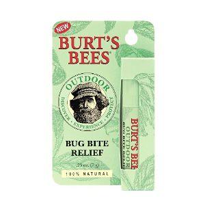 小蜜蜂Burt's Bees Bug Bite Relief蚊虫叮咬消肿舒缓棒4支S&S后$18.78