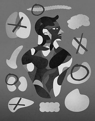 OpEd illo for the New York Times (scott balmer) Tags: illustration graphic medical editorial nyt greyscale oped monotones