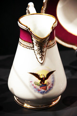 Lincoln White House pitcher 1861 - Smithsonian Museum of Natural History - 2012-05-15