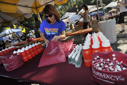 California Music Festival AIDS Walk