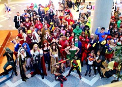 IMG_3532 (RyC - Behind The Lens) Tags: wow starwars cosplay sanjose superman wonderwoman r2d2 stormtrooper comicbooks supergirl darthvader thor catwoman poisonivy bigwow comicfest