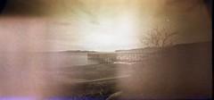 Pinholeday 2013 13 (pbjorno) Tags: 120 film analog holga lomo panoramic pinhole c41 redscale diyc41 holga120wpc
