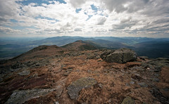 South Presidential (Pekdeche) Tags: white mountains zeiss hiking traverse nh presidential 12mm ikon ektar