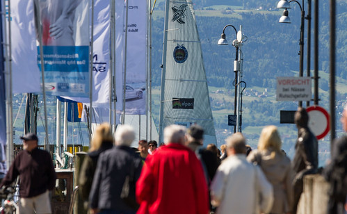 Qualifying Round 2 - Match Race Germany 2013