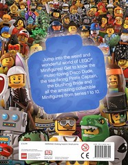 LEGO Minifigures Character Encyclopedia cover2 (noriart) Tags: lego character encyclopedia minifigures