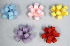 Bow White colour, 5cm (sweetinspirationsaustralia) Tags: cupcaketoppers