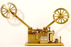 Tlgraphe Couaillet, 1917 (musee de l'horlogerie) Tags: clock museum de carriage muse armand horlogerie saintnicolasdaliermont lhorlogerie couaillet museehorlogerie