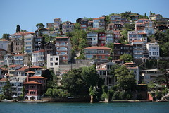 Case sul Bosforo (anja63) Tags: turkey istanbul bosphorus turchia bosforo