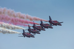 Red Arrows _1 (mangoimages) Tags: redarrows raf cosfordairshow cosford2013