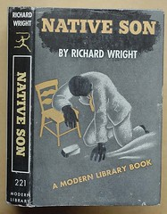 Richard Wright: Native Son (alexisorloff) Tags: books livres richardwright alexisorloff