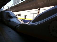 Tokyo, tren bala