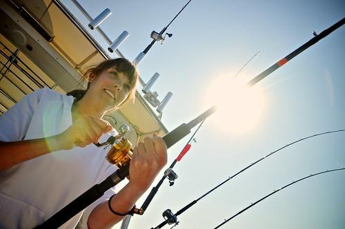 Kim in the Sun